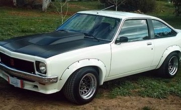 Australian Muscle Cars Never Die The Holden Torana Resurrected